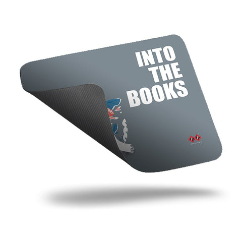 Into the Books | Rectangle Mouse Pad