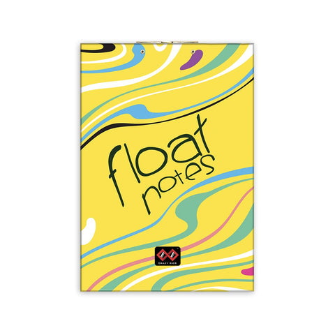Float Notes | A4 Clip Board