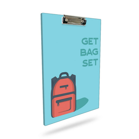 Get Bag Set | A4 Clip Board