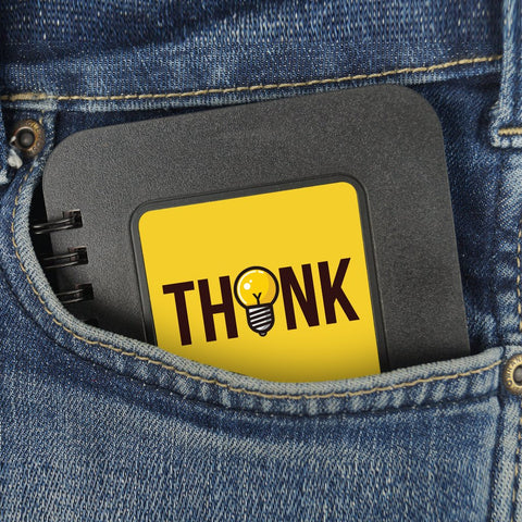 Think Cute Yellow | Pocket Note