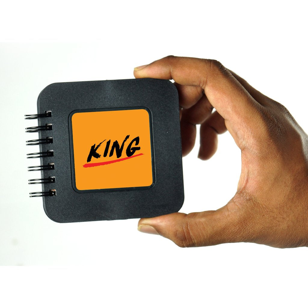 King Orange | Pocket Note