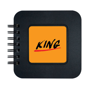 King Orange Pocket Note