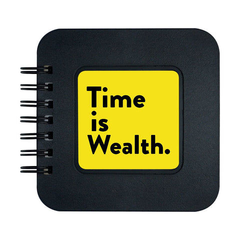 Time is Wealth | Pocket Note