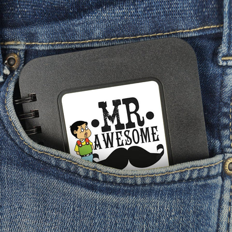 Mr. Awesome | Pocket Note