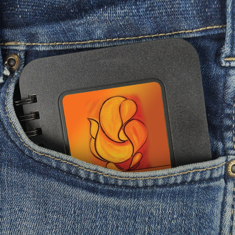 Ganesha Abstract | Pocket Note