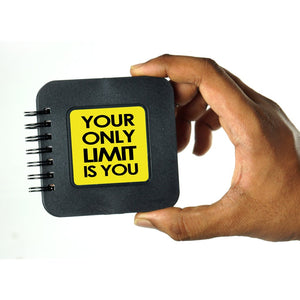 Your Only Limit is you | Pocket Note