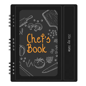 Chef's Book | Premium Cook Book