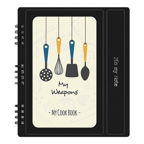 My Weapons | Premium Cook Book