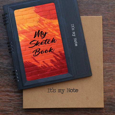 My Sketch Book | Premium Sketch Book