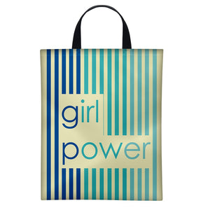 Girl Power | Satin Bag