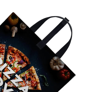 Pizza Love | Satin Bag