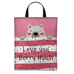 Love you Berry much | Satin Bag