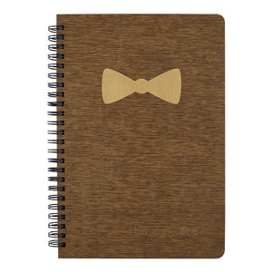 Bow  | TouchWood Note Book