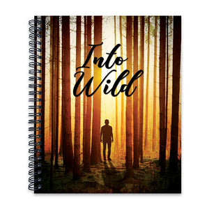 Into Wild | Wiro Note Book