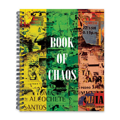 Book of Chaos | Wiro Note Book