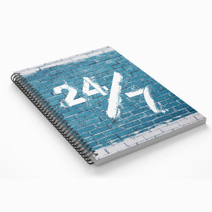 24/7 | Wiro Note Book