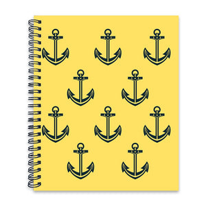 Anchors in Yellow | Wiro Note Book