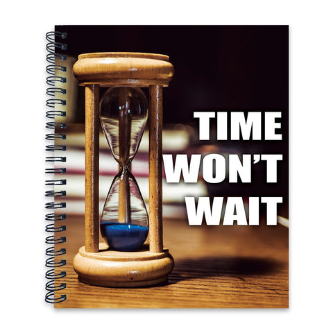 Time Wont Wait | Wiro Note Book