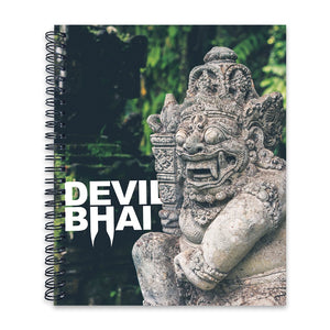Devil Bhai | Wiro Note Book