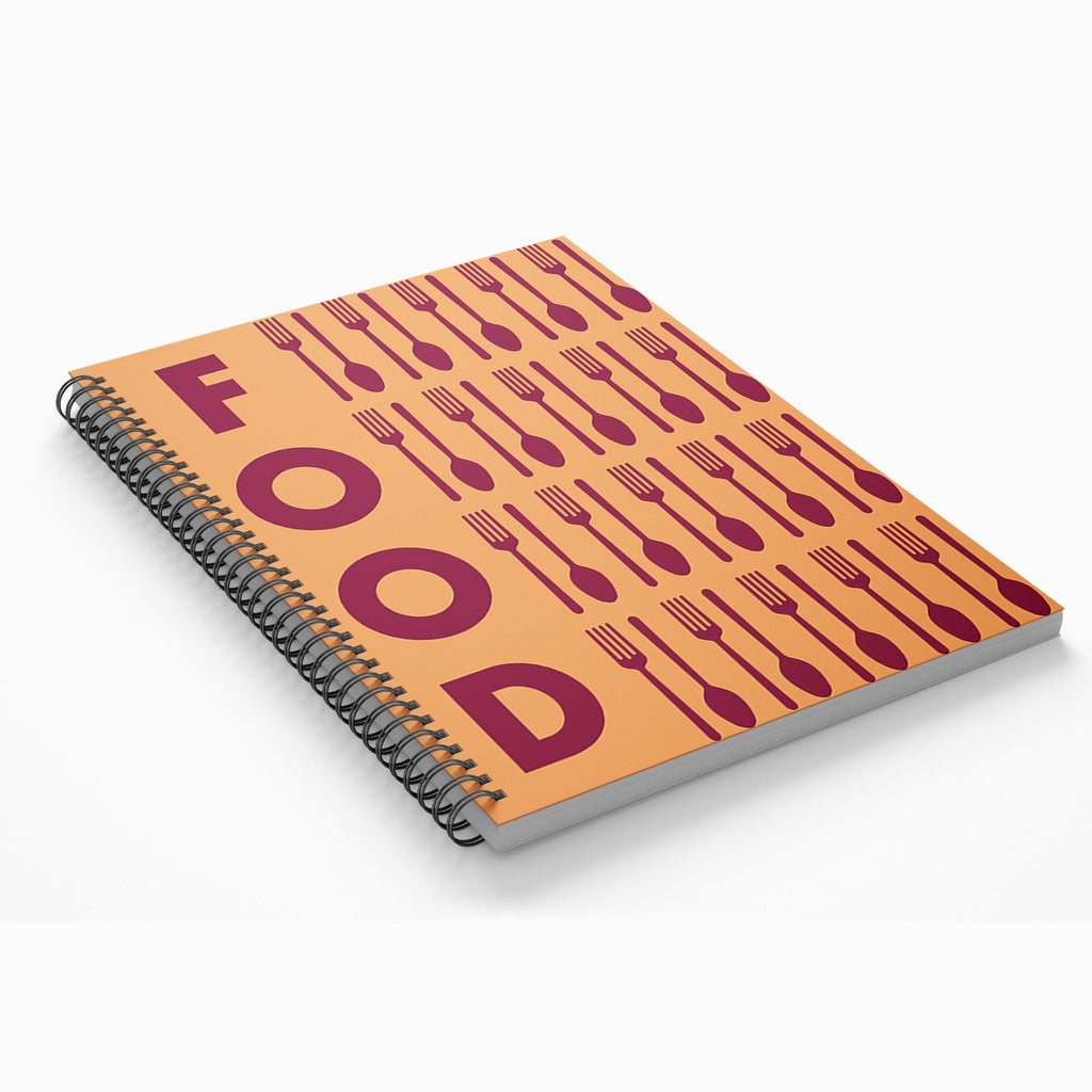 FOOD | Wiro Note Book