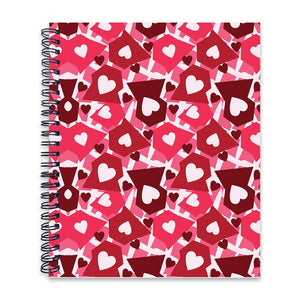 Hearts | Wiro Note Book