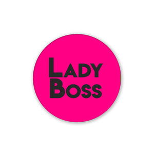 Lady Boss | Pop Socket