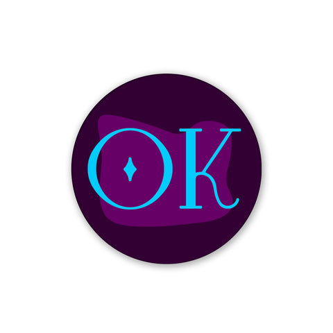 OK | Pop Socket