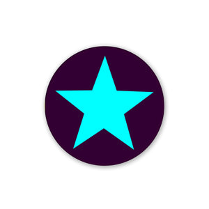 Blue Star | Pop Socket