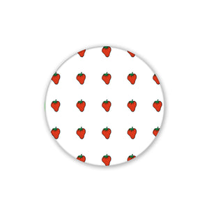 Strawberries | Pop Socket