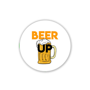 Beer Up | Pop Socket