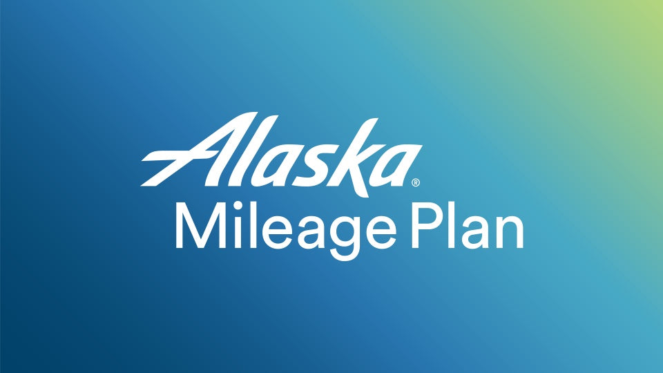 Alaska Mileage Plan - if you don't know about it, you should!!