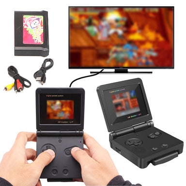 8 Bits Portable Video Game Console