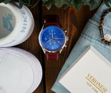 Montauk Men's Chronograph | 43MM
