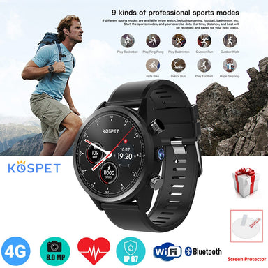 Kospet Hope Lite 4G Smartwatch Phone