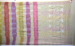 Purple And Grey Color Weaving Work Design Gadhwal Bandhani Saree - KalaSanskruti Retail Private Limited