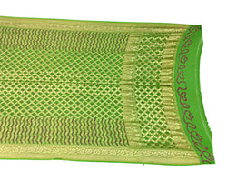 All Green Color Fancy Design Banarasi Georgette Bandhani Dupatta - KalaSanskruti Retail Private Limited