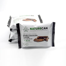 Sachet de Cookie au CBD | Saveur double chocolat |  Garanti sans THC | Naturecan