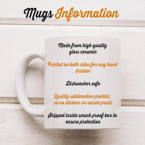 His And Her Mugs - Quote My Gift