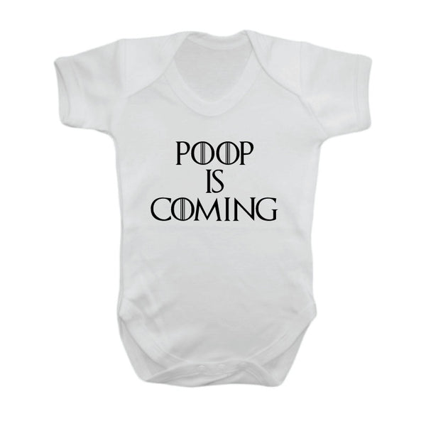 Game Of Thrones Funny Babysuit - Quote My Gift