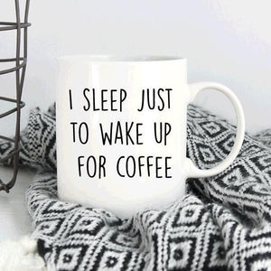 Joke Coffee Mug - Quote My Gift