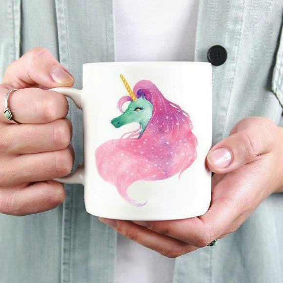 Unicorn Mug Unique Mug - Quote My Gift