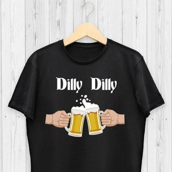 Dilly Dilly Funny Men's T-Shirt - Quote My Gift