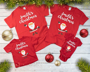 Family Christmas T Shirts - Quote My Gift