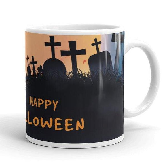 Halloween Coffee Mug - Quote My Gift