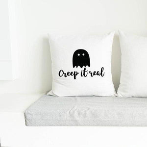 Funny Halloween White Pillow Case - Quote My Gift