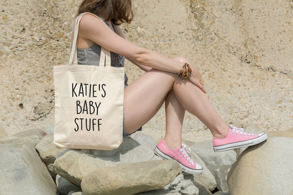 Personalized Tote Bag - Quote My Gift