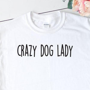 Funny Quote Women's Dog T Shirt - Quote My Gift