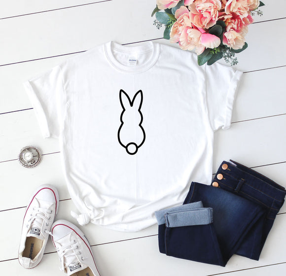 Easter Bunny Easter T-Shirt - Quote My Gift