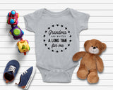 Funny Grandma Quote Baby Oneise - Quote My Gift