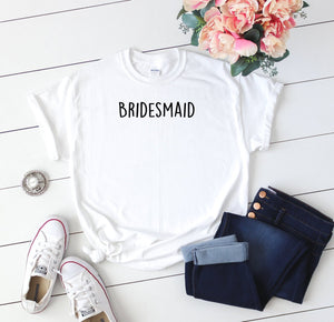 Custom Wedding Role Shirts - Quote My Gift
